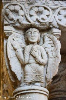 cloister details