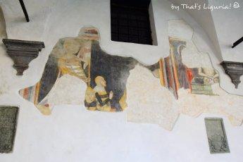 frescos cloister Savona