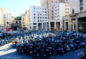 parking Piazza Dante