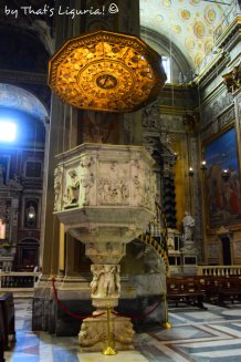 rinaciensse pulpit Savona