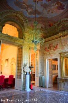 Loggiato Villa Durazzo