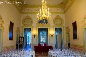 Salone degli Stucchi Villa Durazzo