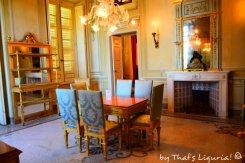 Salotto del Camino Villa Durazzo Santa Margherita Ligure