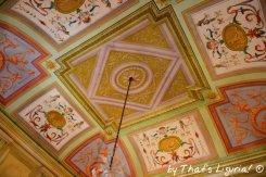 Salotto del Camino ceiling