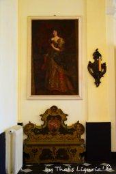 Villa Durazzo hall