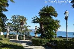 Villa Durazzo park