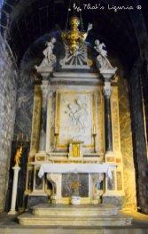 altar in Vernazza