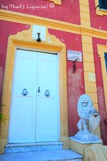 villa san giacomo Santa Margherita Ligure