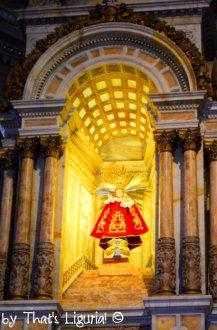 Gesu Bambino di Praga Arenzano