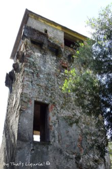 Saracen Tower Arenzano