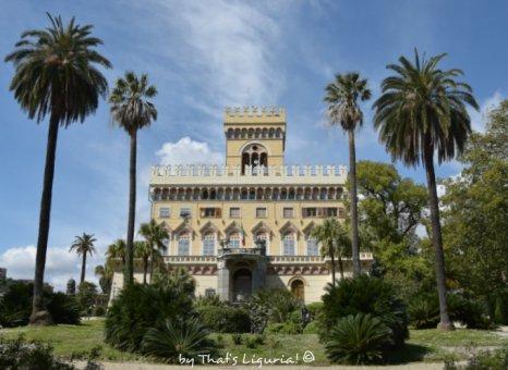 Villa Negrotto Cambiaso Arenzano