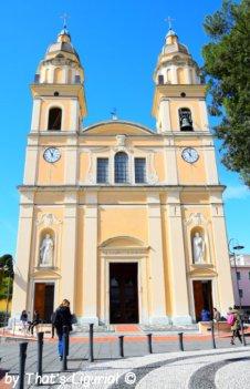 church Arenzano