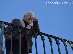 lady from Genova Nervi
