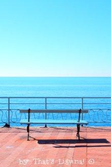 promenade Nervi Liguria