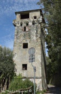 torre saracena Arenzano