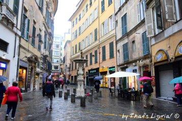 Piazza Campetto Genova