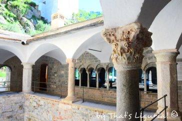 upper cloister