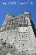 castle Lerici east Liguria