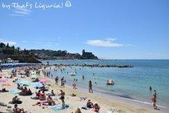 public beach Lerici