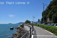sea promenade San Terenzo