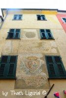 fasade Columbus House Cogoleto
