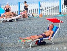 relax in Cogoleto
