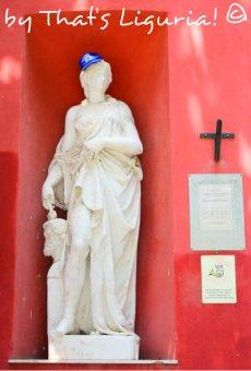 statue Cogoleto