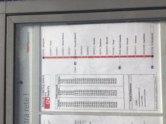 Airport shuttle schedule in Genoa