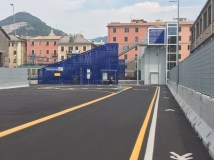 walk to Genoa Airport