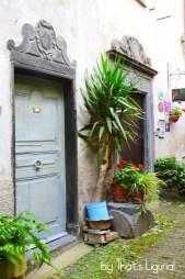 old doors Triora