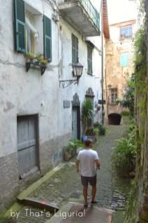 street in Triora
