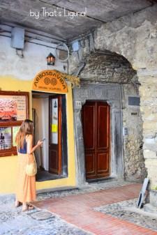 turists Triora