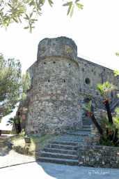 castle Bonassola