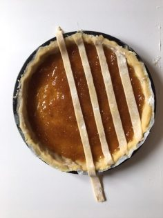 preparation crostata 15