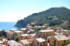 view on Bonassola