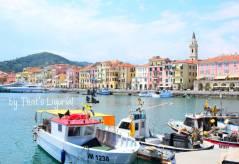 harbour of Imperia Oneglia