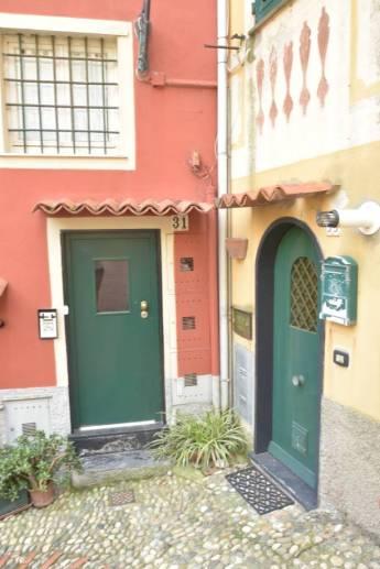 houses of Sori Liguria