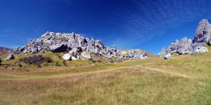 Big surprise: Rock Formation Panorama