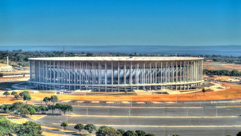 National Soccer Stadium, Brasilia, Brasil