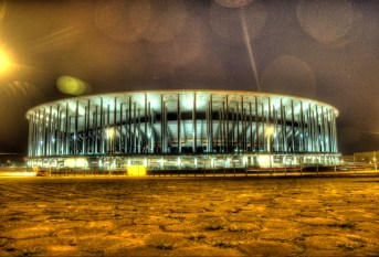Home to the World Cup in 2014