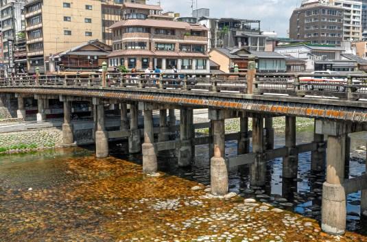 Bridge in Kyoto