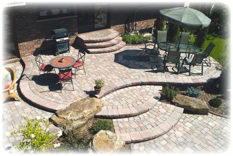 patio designs | thatsmygarden on My Patio Design id=48227
