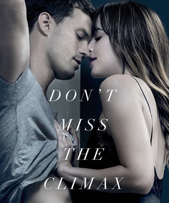 Fifty Shades Freed - poster