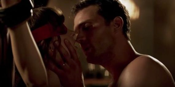 Fifty Shades Freed - Red Room