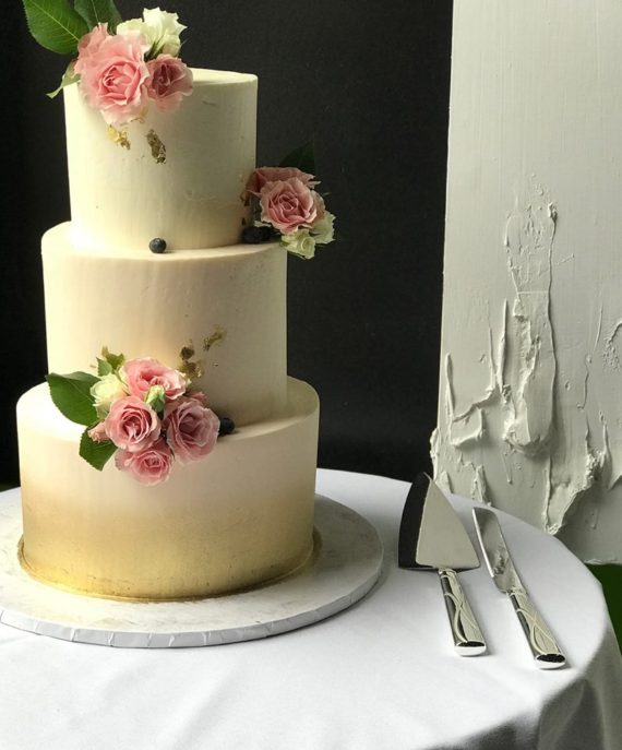 Harry and Meghan Royal Wedding Cake