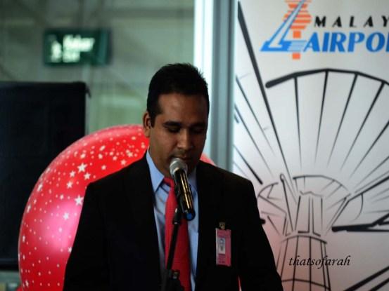 CEO Malindo Air