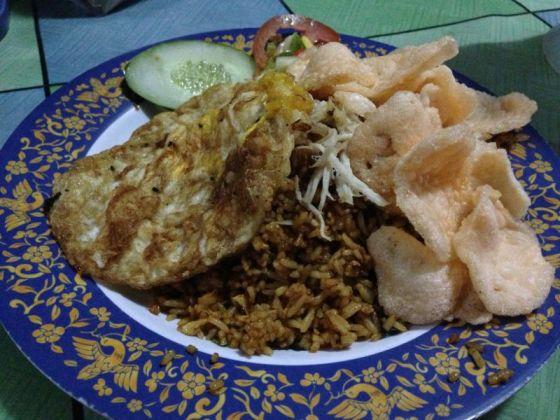 Nasi Goreng Pampi