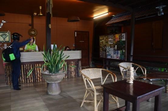Comfy reception at Sentosa Villa