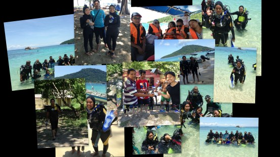 Diving OWC Perhentian