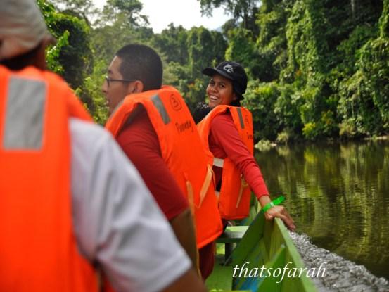 Melinau River Cruise